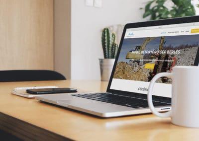 Interbridge Trade Kft – céges weboldal készítés, keresőoptimalizálás