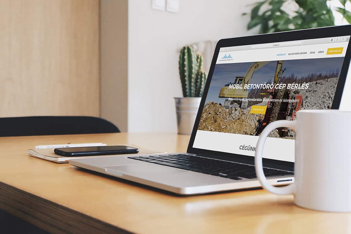 céges honlapkészítés, weboldalkészítés, céges weboldal készítés, WordPress honlap készítés