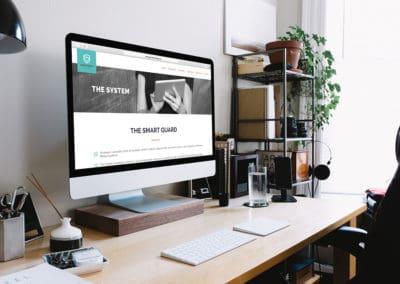 Smart Guard Technology – WordPress honlap készítés