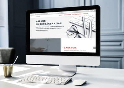 Lukács Ügyvédi Iroda – WordPress honlap készítés